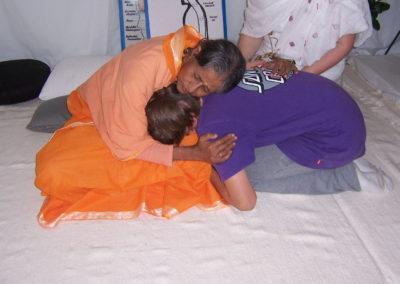 2010 in Hamburg Swami Gurukrupanandaji